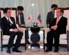 ラオス人民民主共和国首相(トンシン・タンマヴォン)来日
